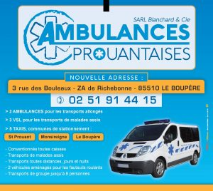 Ambulances Prouantaises