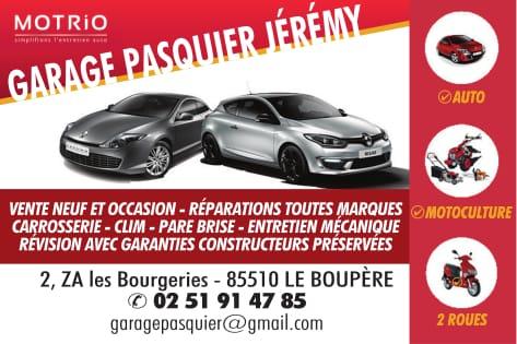 Garage Pasquier