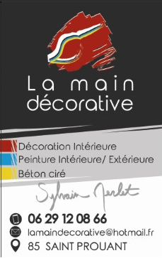 La Main Décorative